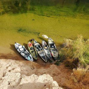 backhaul kayaks lees ferry horseshoe bend
