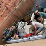 backhaul lees ferry horseshoe bend camping trip