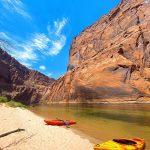 kayak lees ferry horseshoe-bend trip backhaul service