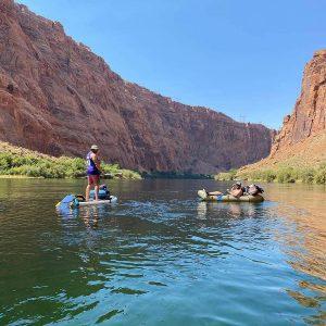 kayaking-at-horseshoe-bend-backhaul